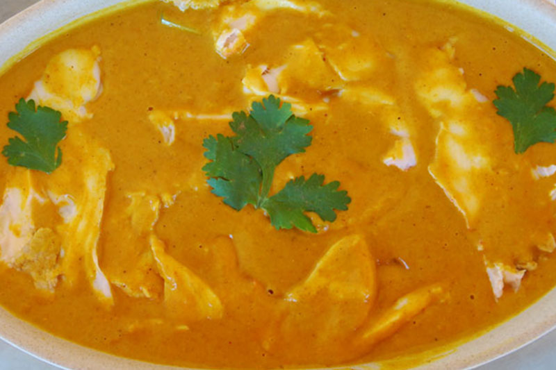 Rock Lobster Curry