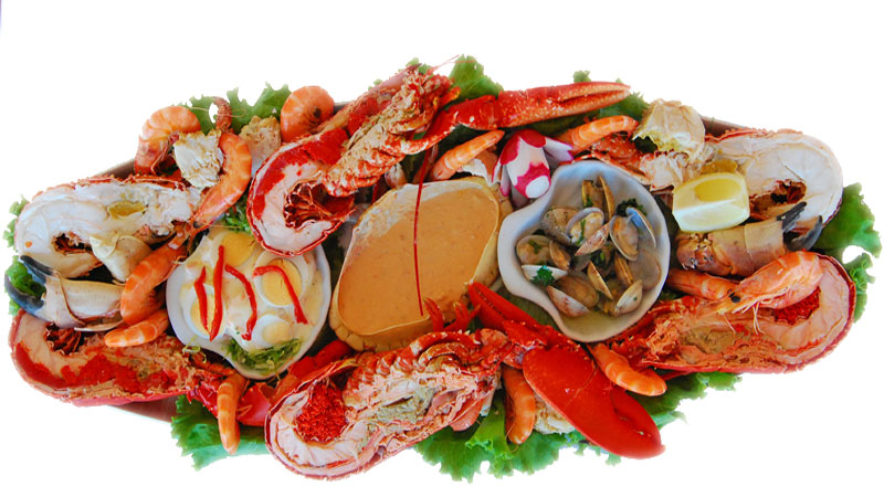 Special Seafood Platter (2 Pax)